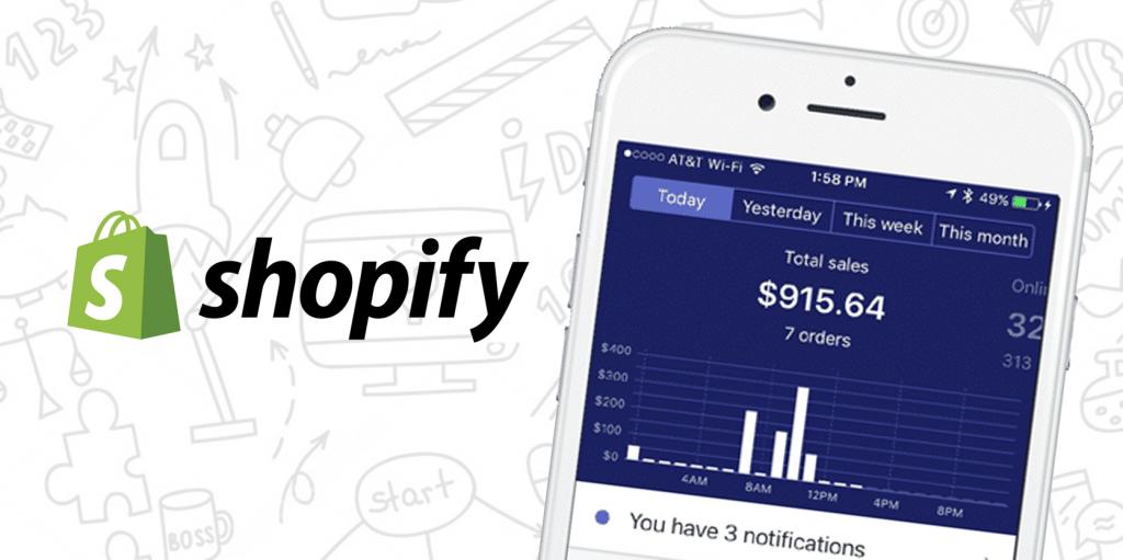 Shopify app
